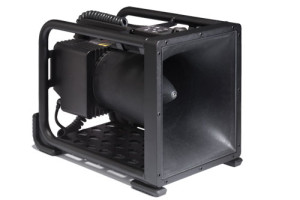 Stentor-THD146-SELF CONTAINED HIGH POWER TRANSPORTABLE HAILING SYSTEM
