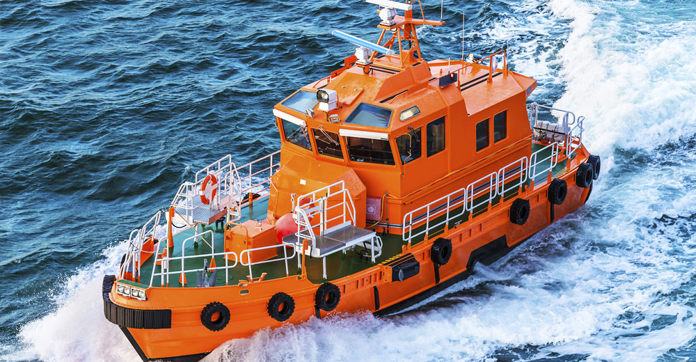 rescue-or-coast-guard-patrol-boat-Stentor-Acoustic Hailing Device -Acoustic Hailing -Speaker